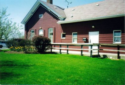 The Historic Little Red Schoolhouse