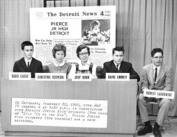Pierce quiz show, 1960