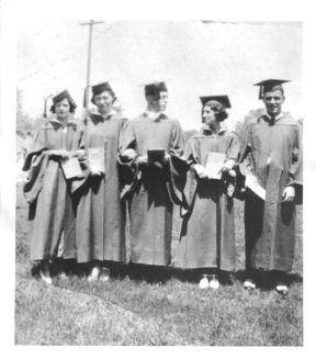 RU grads, 1934