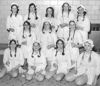 RU Swim, 1972
