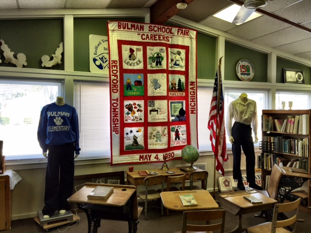 Bulman Elementary Exhibit