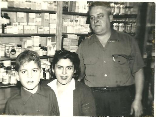 Michael III, Hilda, Mr. Mike